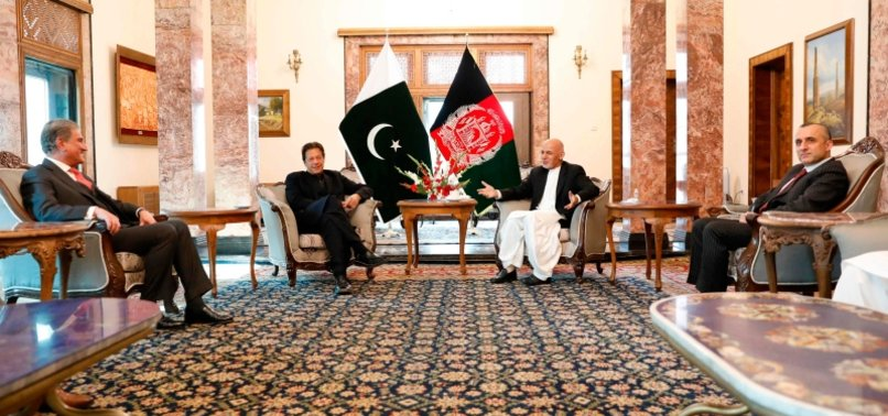 AFGHANISTAN SEEKS ISLAMABAD SUPPORT TO REACH PERMANENT CEASE-FIRE WITH TALIBAN