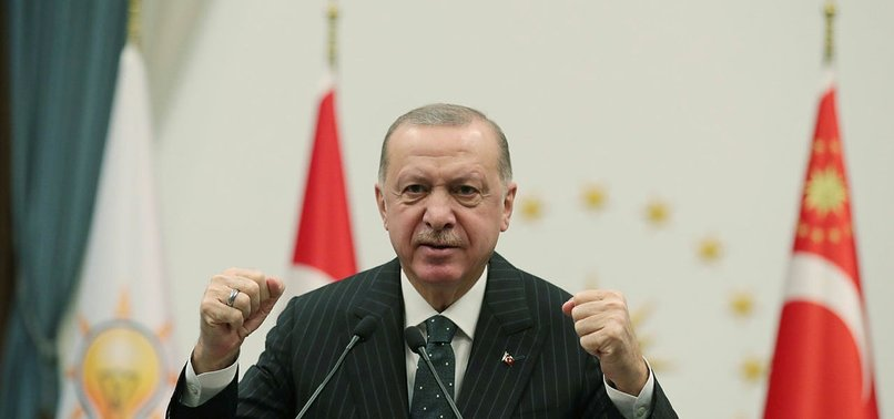 TURKEYS PRESIDENT ERDOĞAN GETS VACCINATED AGAINST COVID-19