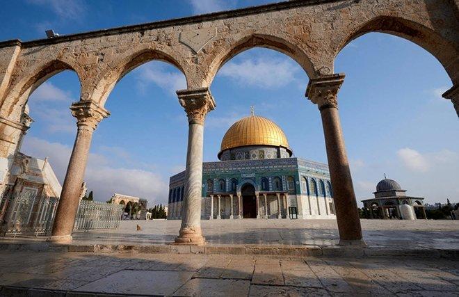 KUBBET'ÜS SAHRA'DAN İLHAM ALDILAR