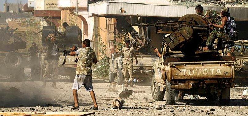 AFRICAN UNION HEAD CALLS FOR INTERNATIONAL LIBYA SUMMIT