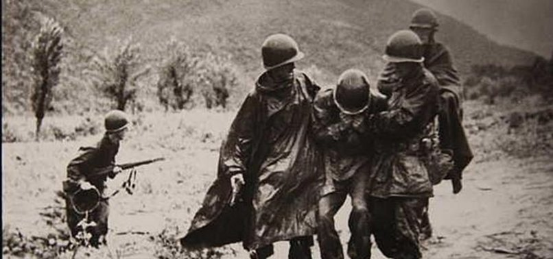 TURKISH STUDENTS COMMEMORATE ANNIVERSARY OF KOREAN WAR