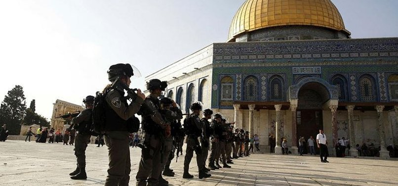 PALESTINE CONDEMNS FORSAKING OF MUSLIMS AT AL-AQSA