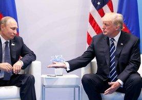 Putin ve Trump bu haftasonu Vietnam'da görüşecek