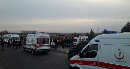 pAn explosion that targeted a police unit near Dicle University campus in Turkey's southeastern Diyarbakır province killed four police officers while injuring two others./p