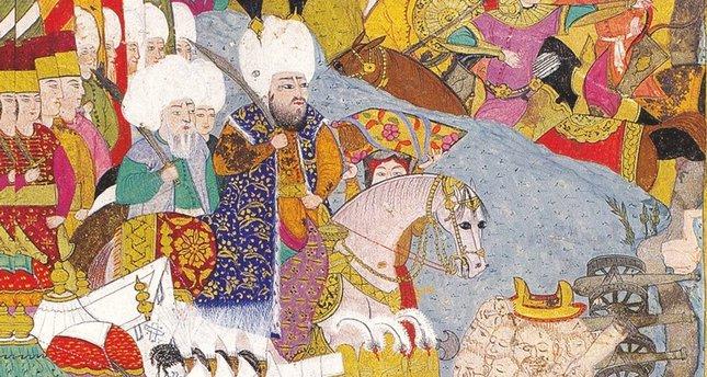 Türkler dünyayı şekillendirirken...