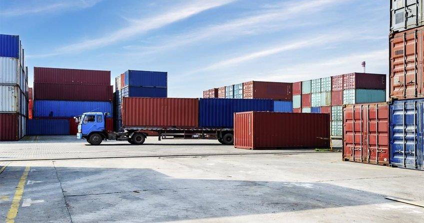 Almanyanın ekimde ihracatı azaldı, ithalatı arttı
