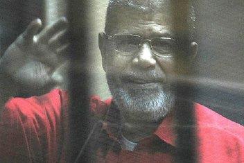 Muhammed Mursi'nin hafızalardan silinmeyecek tarihi konuşması