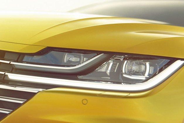 Volkswagen Arteon gün sayıyor