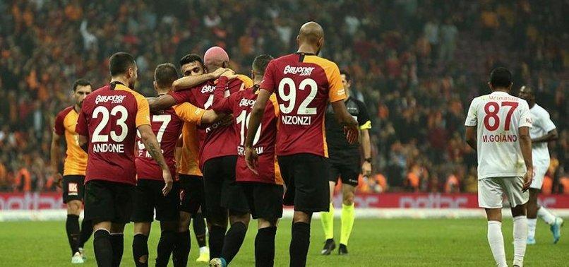 ANDONE BRACE GIVES GALATASARAY 3-2 WIN OVER SIVASSPOR IN TURKISH SUPER LEAGUE