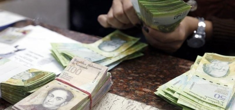 VENEZUELA ADDS BIGGER BANK NOTES FOR SECOND TIME IN A YEAR AS INFLATION SKYROCKETS
