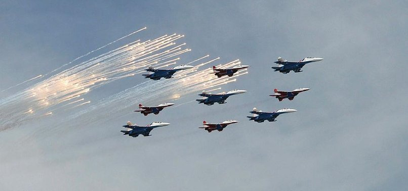 INDIA ASKS RUSSIA TO UPGRADE ITS SUKHOI FIGHTER JETS
