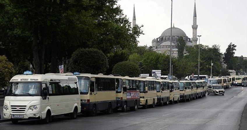 İstanbul'daki şoförlere Toplu Taşıma Aracı Kullanım Belgesi geliyor
