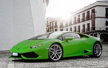 5 Dolarlık Lamborghini Huracan