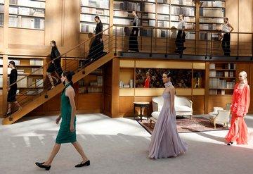 Chanel Sonbahar/Kış 2019-20 Haute Couture