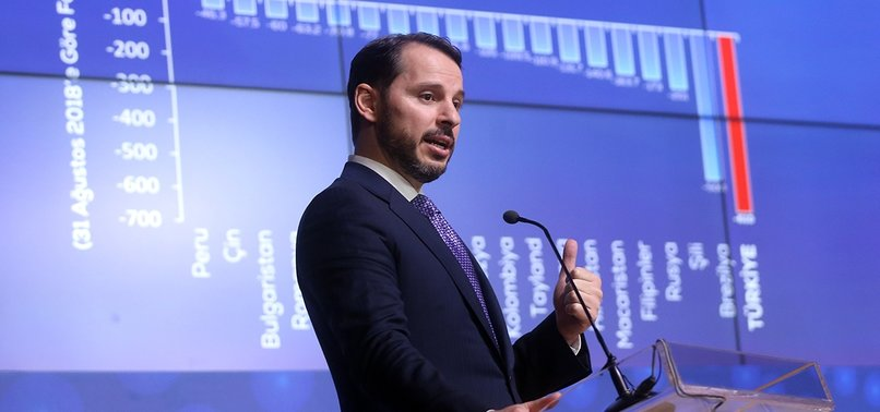 FINANCE MINISTER ALBAYRAK UNVEILS TURKEYS NEW ECONOMIC PROGRAM
