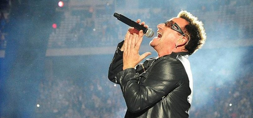U2 RETURNS TO NEW RELEVANCE WITH SLOGANEERING ROCK