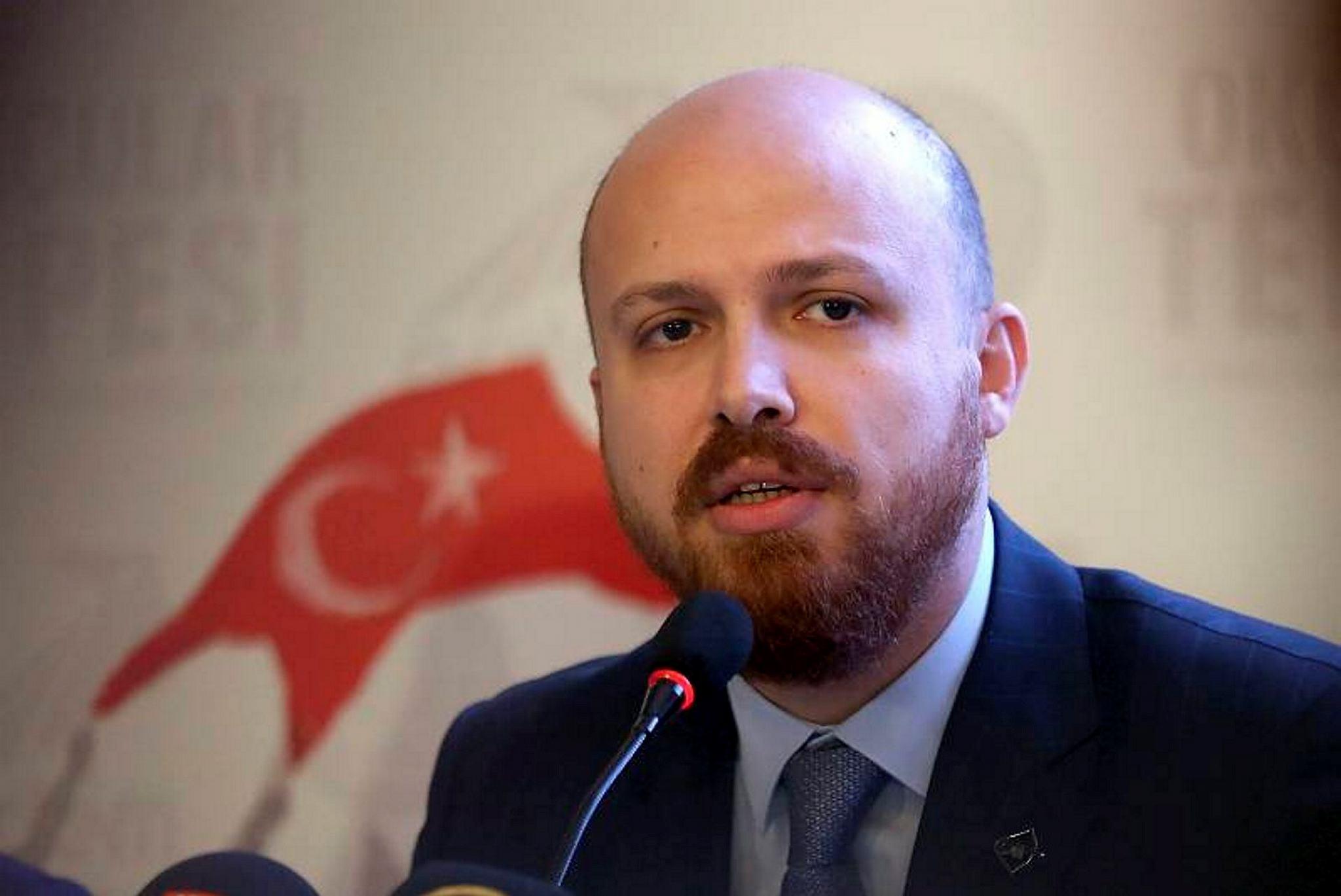 Bilal Erdou011fan, the son of President Erdou011fan