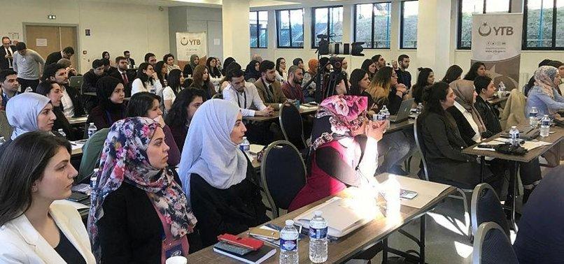 TURKEY SCHOLARSHIP PROGRAM RECEIVES RECORD APPLICATIONS
