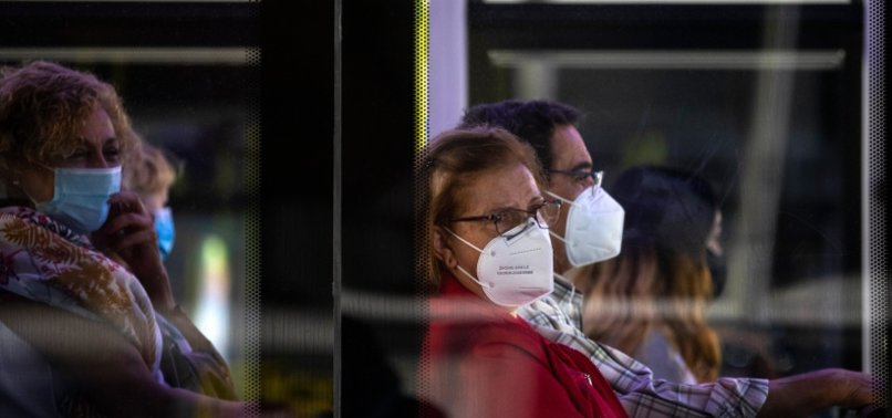 EXPERTS WARN SPAIN'S MADRID MAY SOON NEED FULL LOCKDOWN