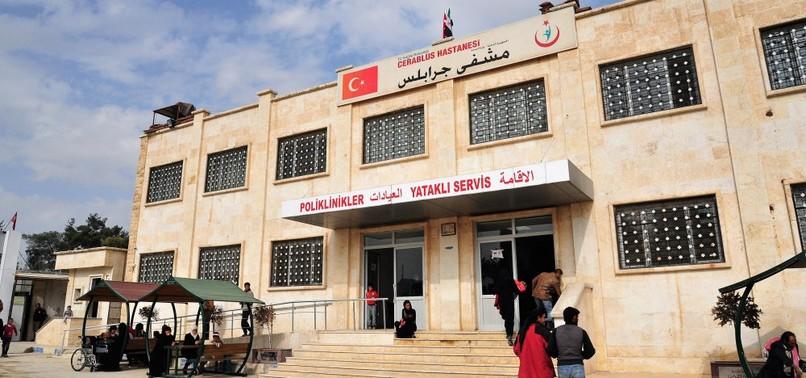 TURKEY TO ESTABLISH MEDICAL COLLEGES FOR LOCALS IN KIRKUK, JARABLUS