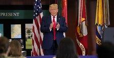 Trump in battleground Florida and postpones New Hampshire rally