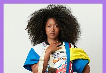 Louis Vuitton Yeni Marka Elçisi: Naomi Osaka