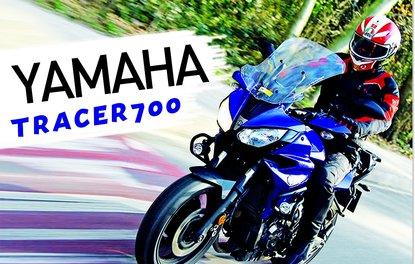 Motosiklet · Yamaha Tracer700