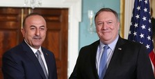 Çavuşoğlu, Pompeo hold phone call on Syria