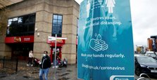 Britain records 19,790 new COVID-19 cases, 151 deaths