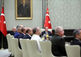 MGK: Terör devletine izin vermeyeceğiz