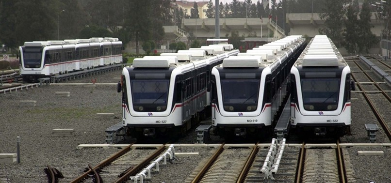 EUROPEAN BANK PROVIDES $94M FOR IZMIRS NEW METRO LINE