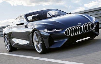 BMW 8 Serisi üretime başlıyor