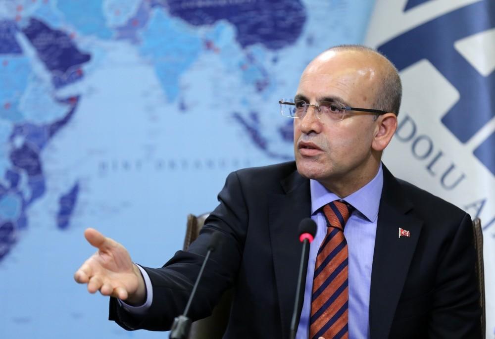 Deputy Prime Minister Mehmet u015eimu015fek