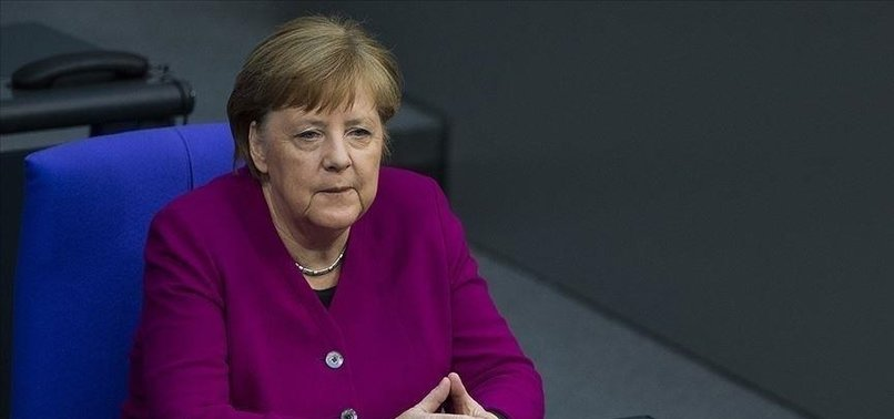 MERKEL'S PARTY TO ELECT HER SUCCESSOR