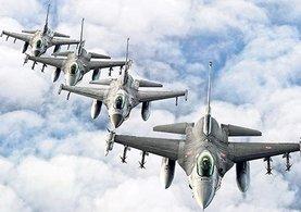 İşte F-16'larla kana bulayan o hain pilotlar!