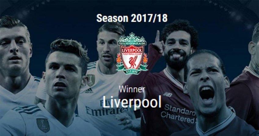 UEFA kupayı yanlışlıkla Liverpool'a verdi