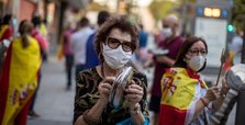 Spain reports 50 more coronavirus deaths, total at 26,834