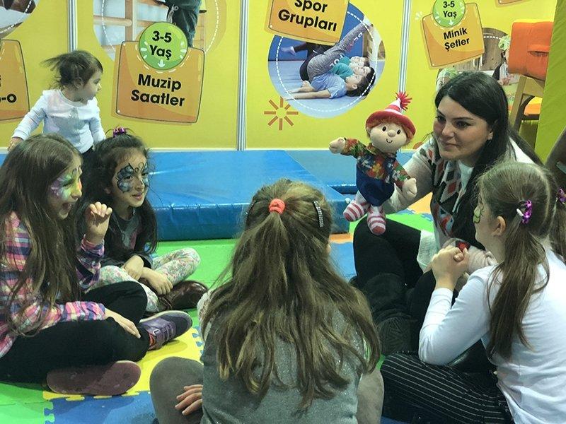 İBS FUARI'NDA MUZİPO KİDS'TEN UNUTULMAZ 3 GÜN