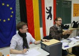 Alman medyası seçimleri 'acı zafer' olarak gördü!