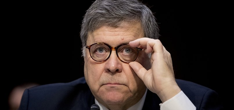 US SENATE CONFIRMS WILLIAM BARR TO BE ATTORNEY GENERAL