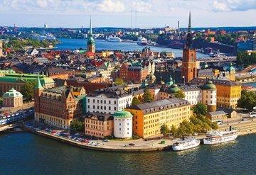 Yaz rotası ve ada havası: Stockholm