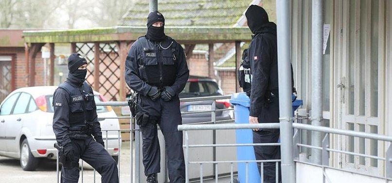 3 MEN ARRESTED ON SUSPICION OF PLOTTING ATTACK IN GERMANY