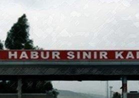 Habur Sınır kapısı için Bakan'dan flaş açıklama