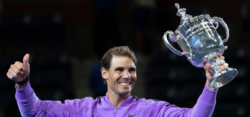 NADAL BEATS MEDVEDEV IN US OPEN FINAL FOR 19TH SLAM TITLE