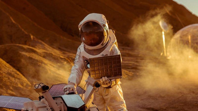 MARS'IN SESİ