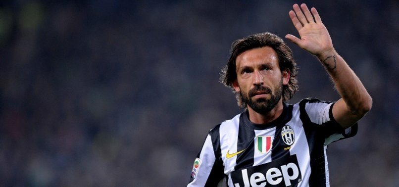 JUVENTUS APPOINT ANDREA PIRLO AS NEW MANAGER