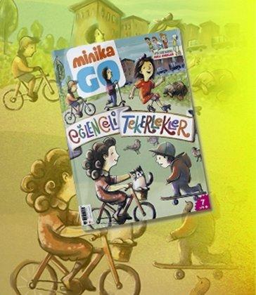01.06.2019 MinikaGo Dergi - Sayı: 30