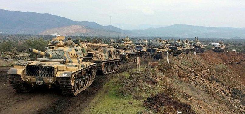 TURKEY TO HIT PYD/PKK IN NORTH SYRIA, IRAQ AFTER AFRIN