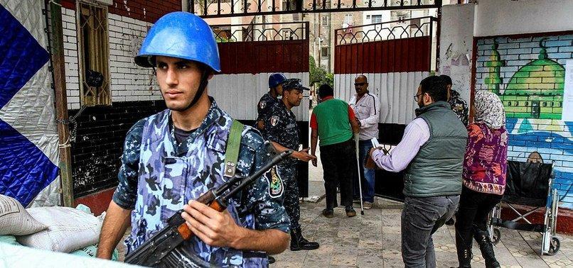 EGYPT VOTES ON REFERENDUM EXTENDING EL-SISSIS RULE TO 2030