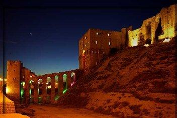 Şehir görünümünde inşa edilen İslam kaleleri